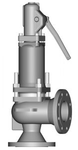 Thermal Safety Valve