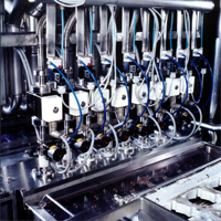 dosing meters for filling systems